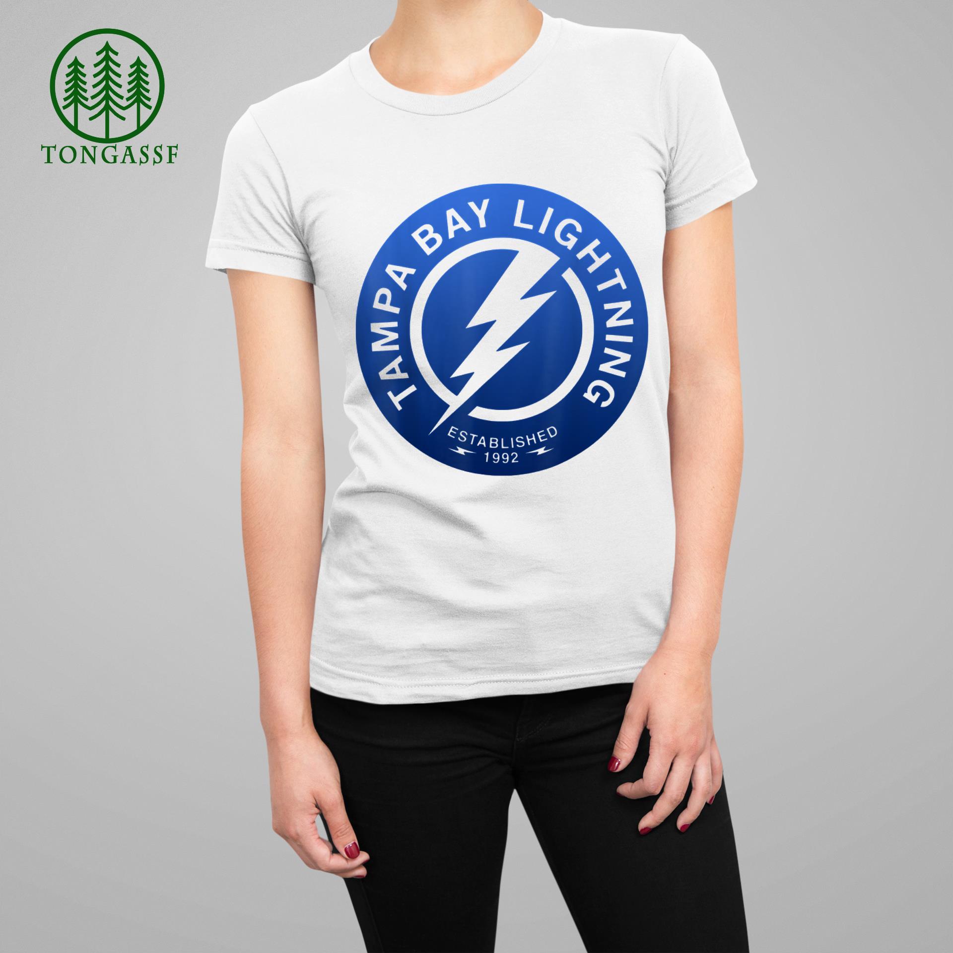 Tampa Bay Lightning Hockey Team Fan Supporters Shirt