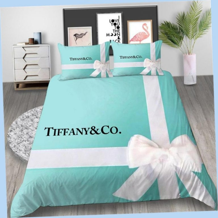 Tiffany Co bedding set