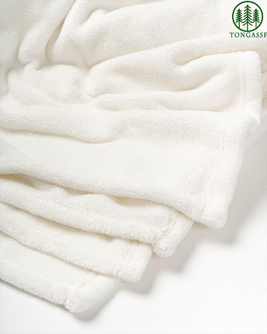 To my mom you will always in my heart vintage fleece blanket