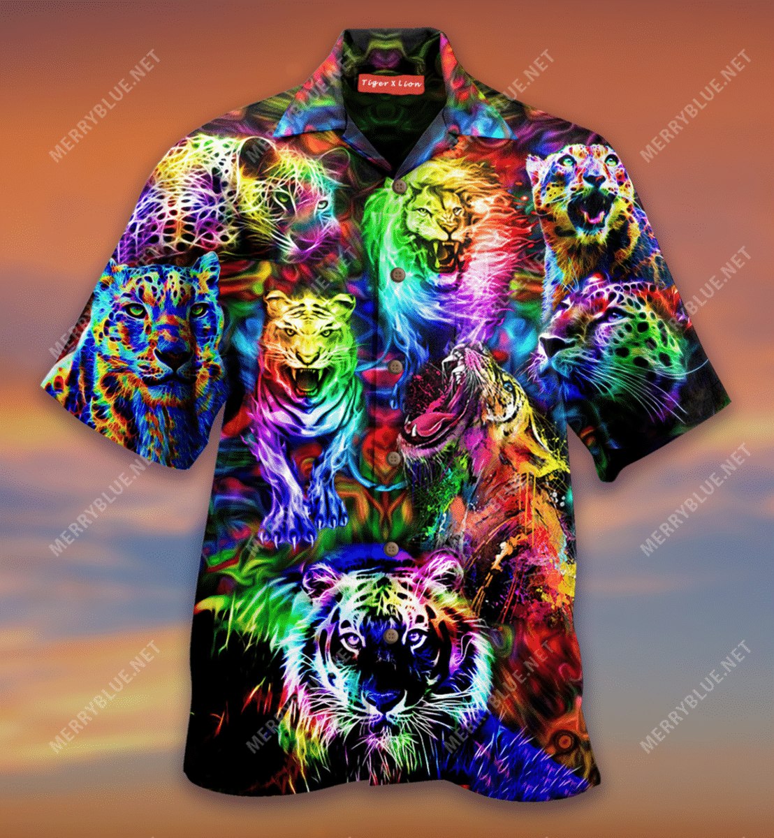 Top 10 Hawaiian shirt in Summer Part 1