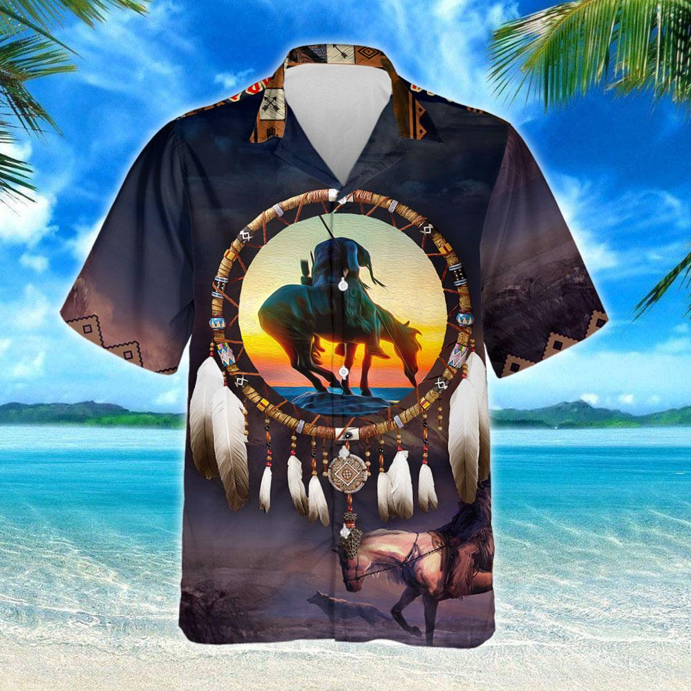 Trail Of Tears 1828 1838 Native American Hawaiian Shirt 2