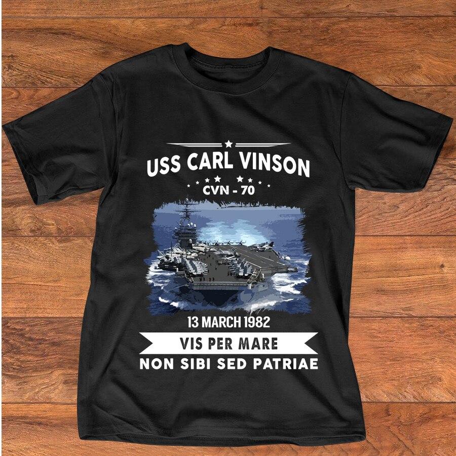 USS Carl Vinson CVN 70 t shirt