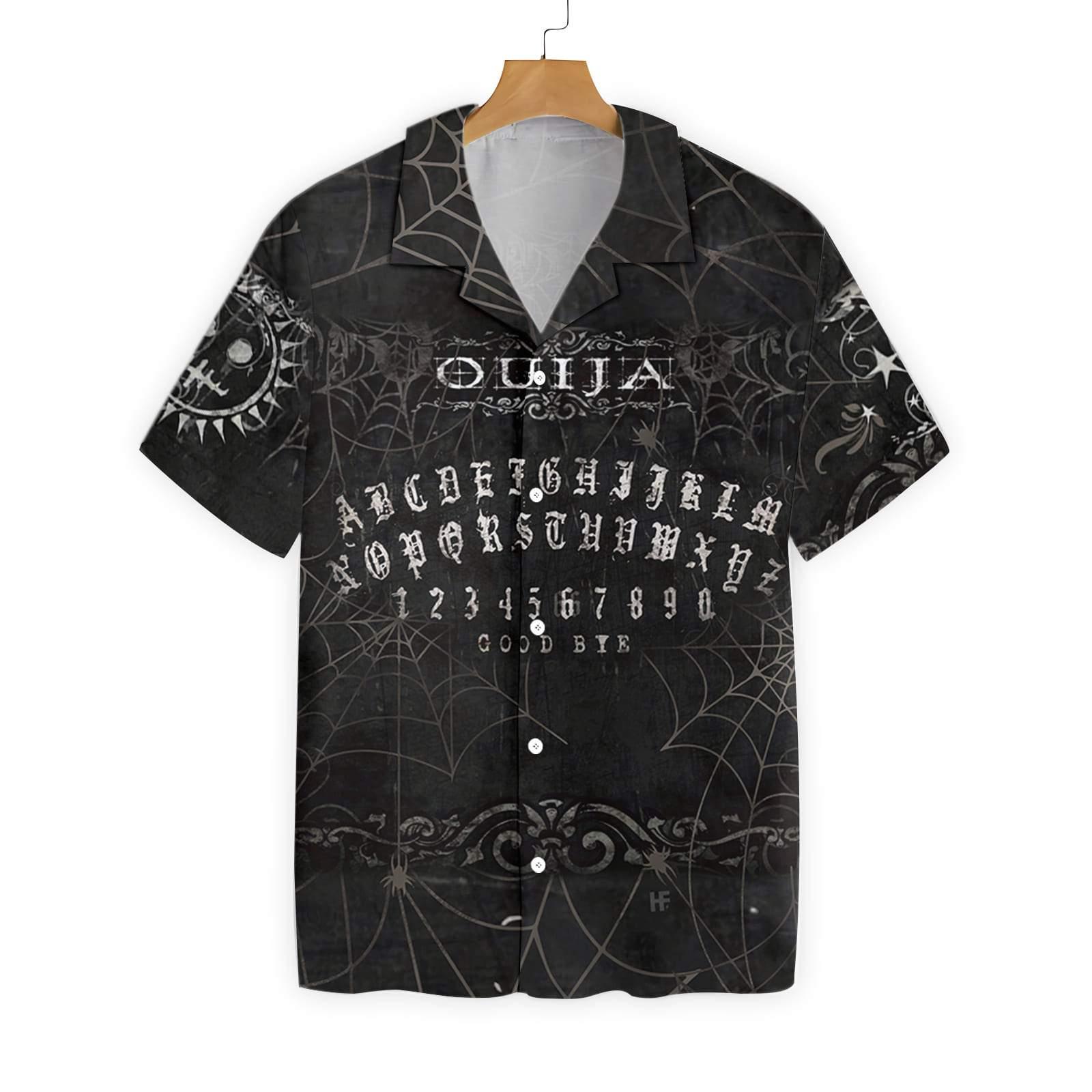 Wicca Ouija Board Good bye Hawaiian Shirt