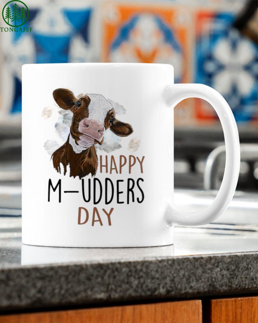 Dairy Cows happy Mudder day Mug