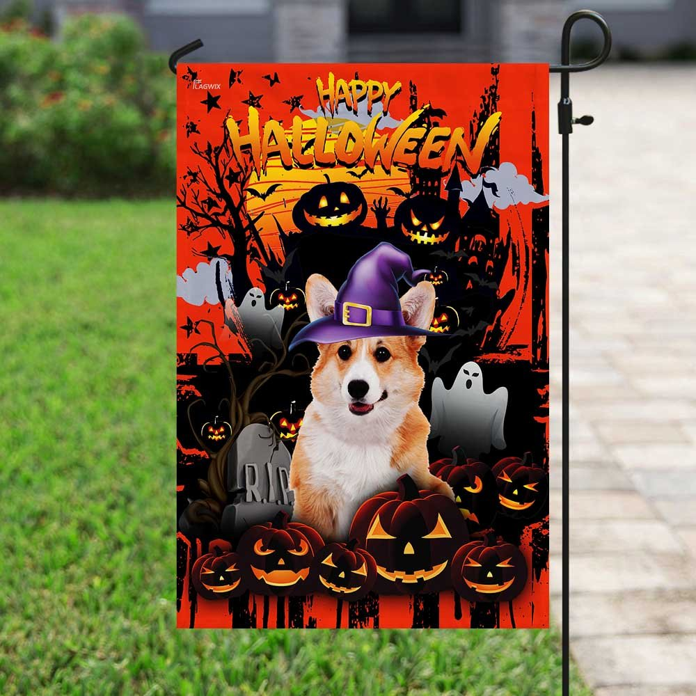 Hot new Puppy Flags for Halloween house decoration