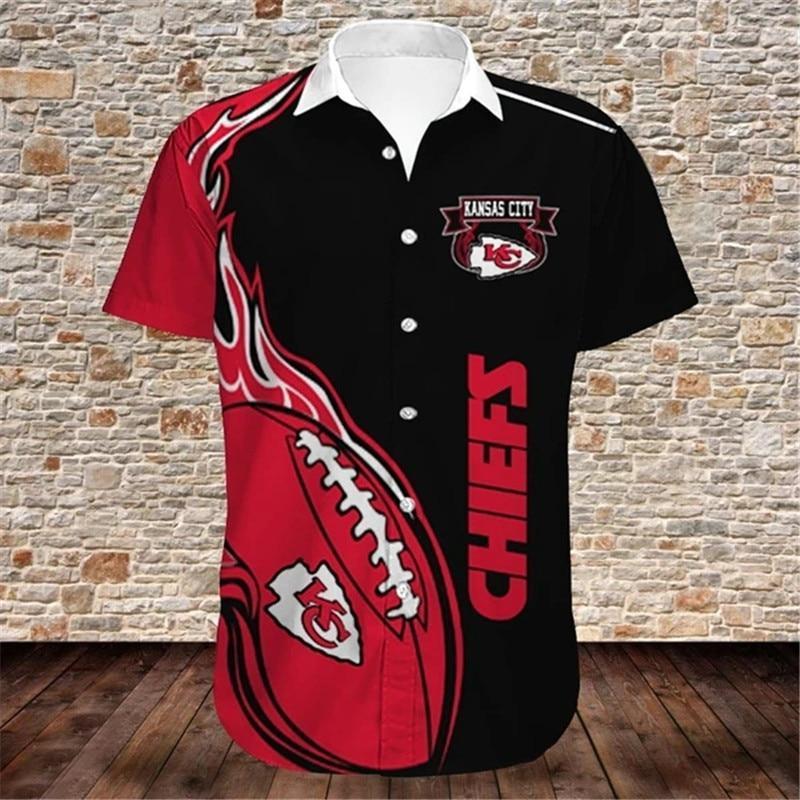 Kansas City Chiefs Hawaiian Shirts