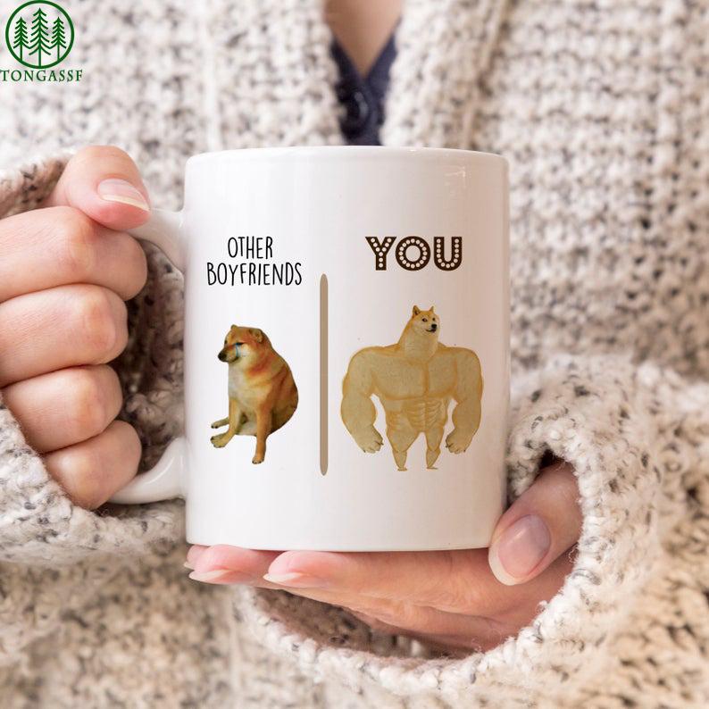 Other Boyfriend you Doge Mug