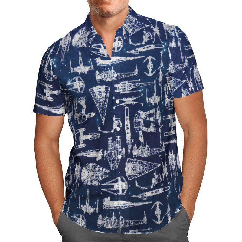 How to buy Star Wars Hawaiian Shirt?