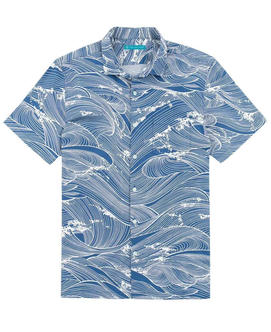 Tori Richard Ocean Hawaiian Shirt