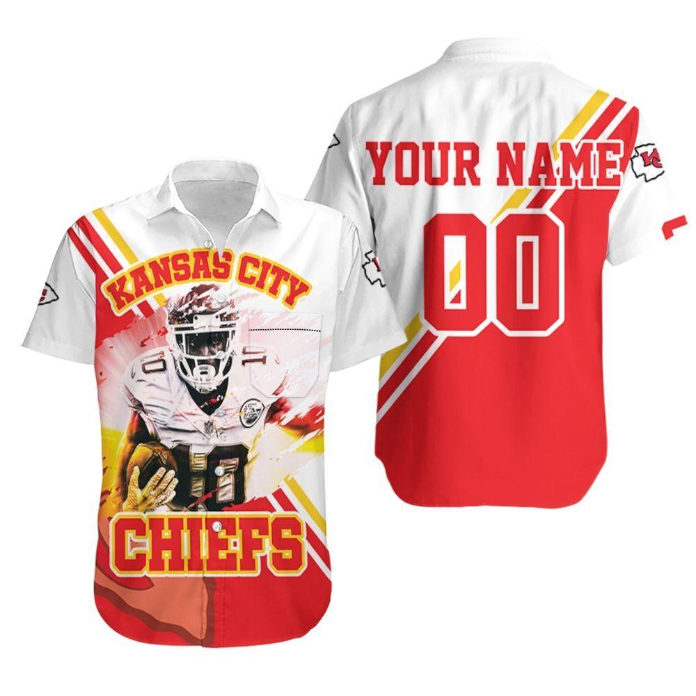 Tyreek Hill 10 Kansas City Chiefs For Fans Hawaiian Shirt