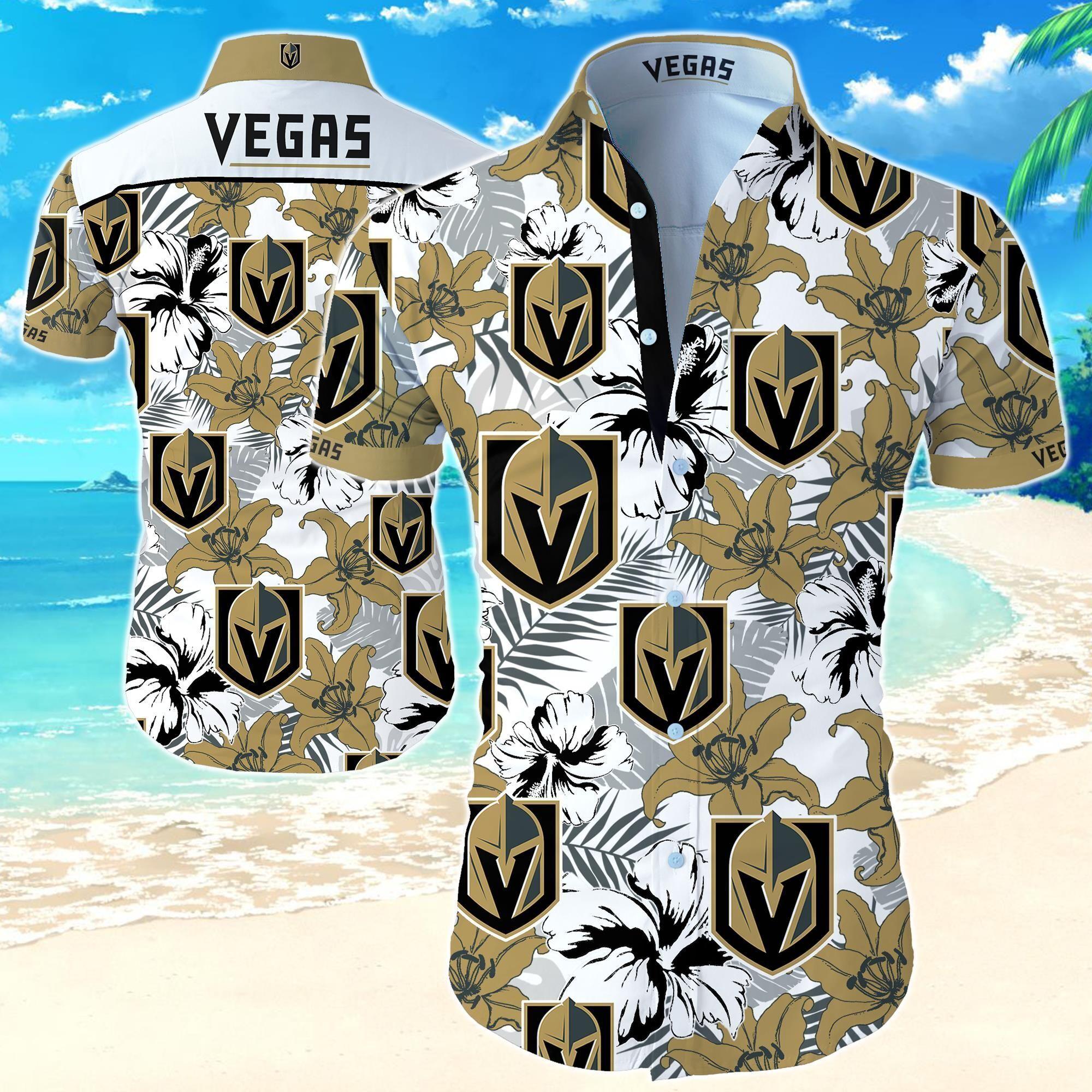 Vegas Golden Knights Hawaiian Shirt
