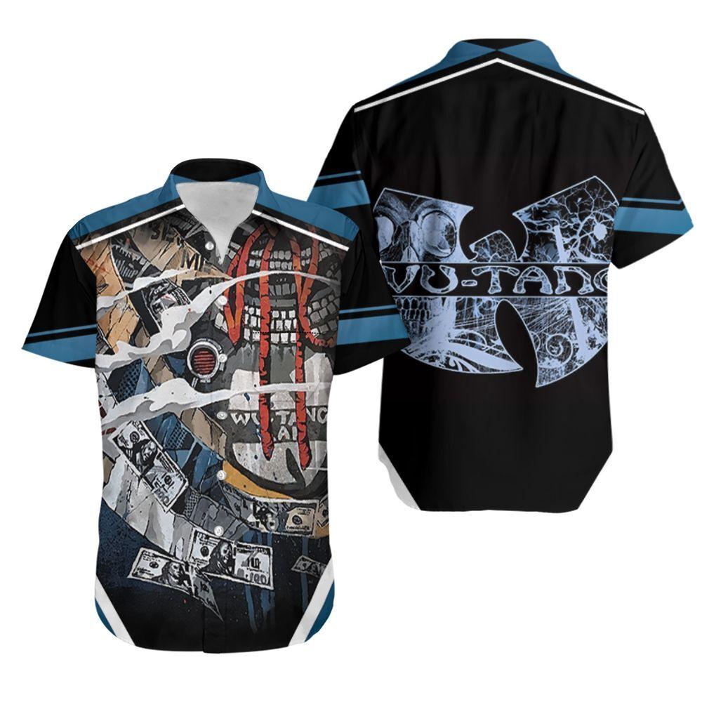 Wu Tang Clan Dragon 76 Legend Hip Hop Hawaiian Shirt