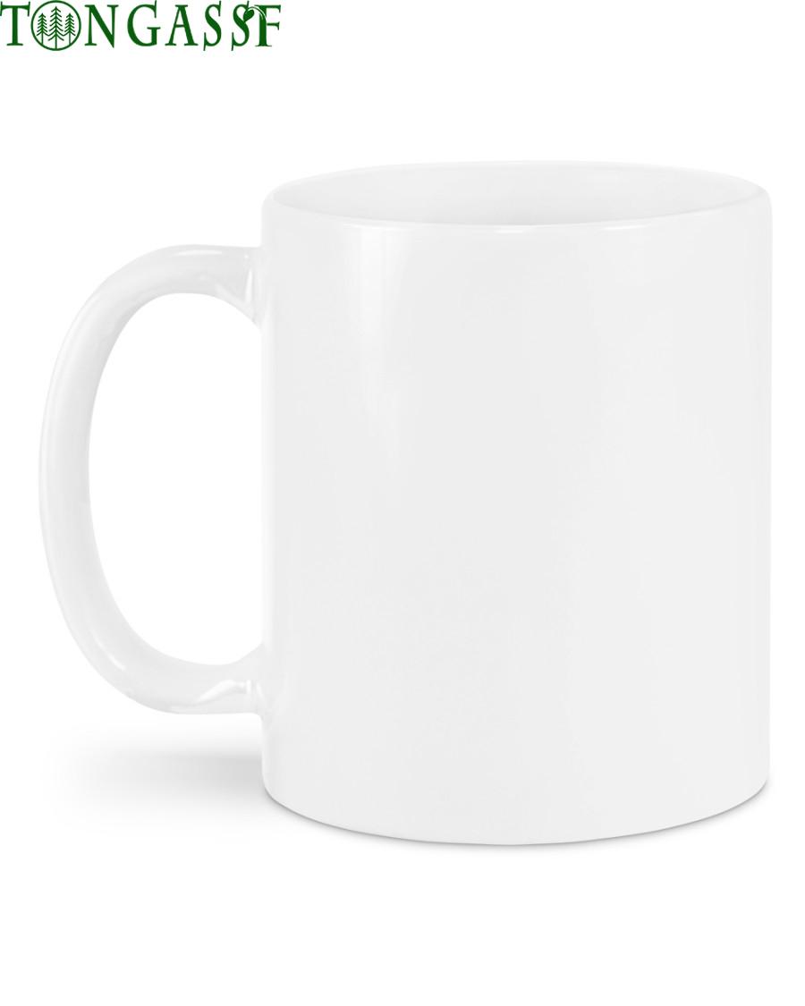 you did not swallow tiny sperm thank mom mug