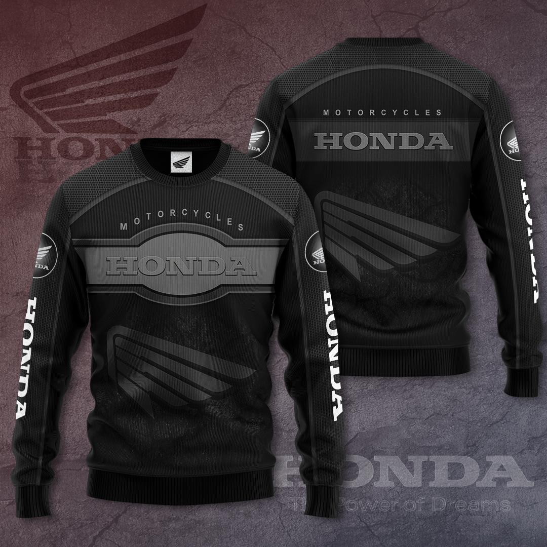 Honda motorcycles 3D T-Shirt hoodie sweatshirt