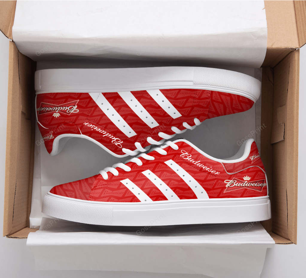 BUDWEISER Limited version Full Printed STAN SMITH Shoes