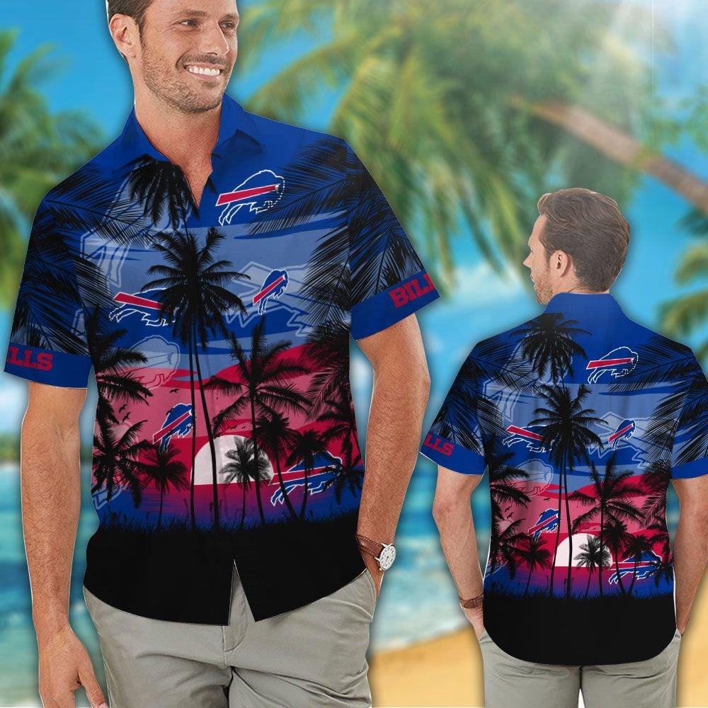 HOT NEW NFL Tropical Hawaiian Shirt