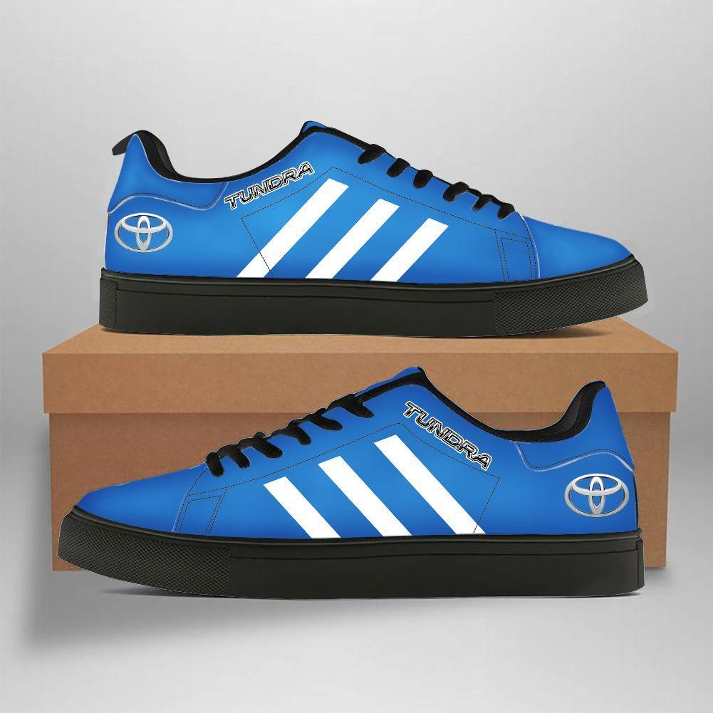 Toyota Tundra blue Premium Stan Smith Shoes