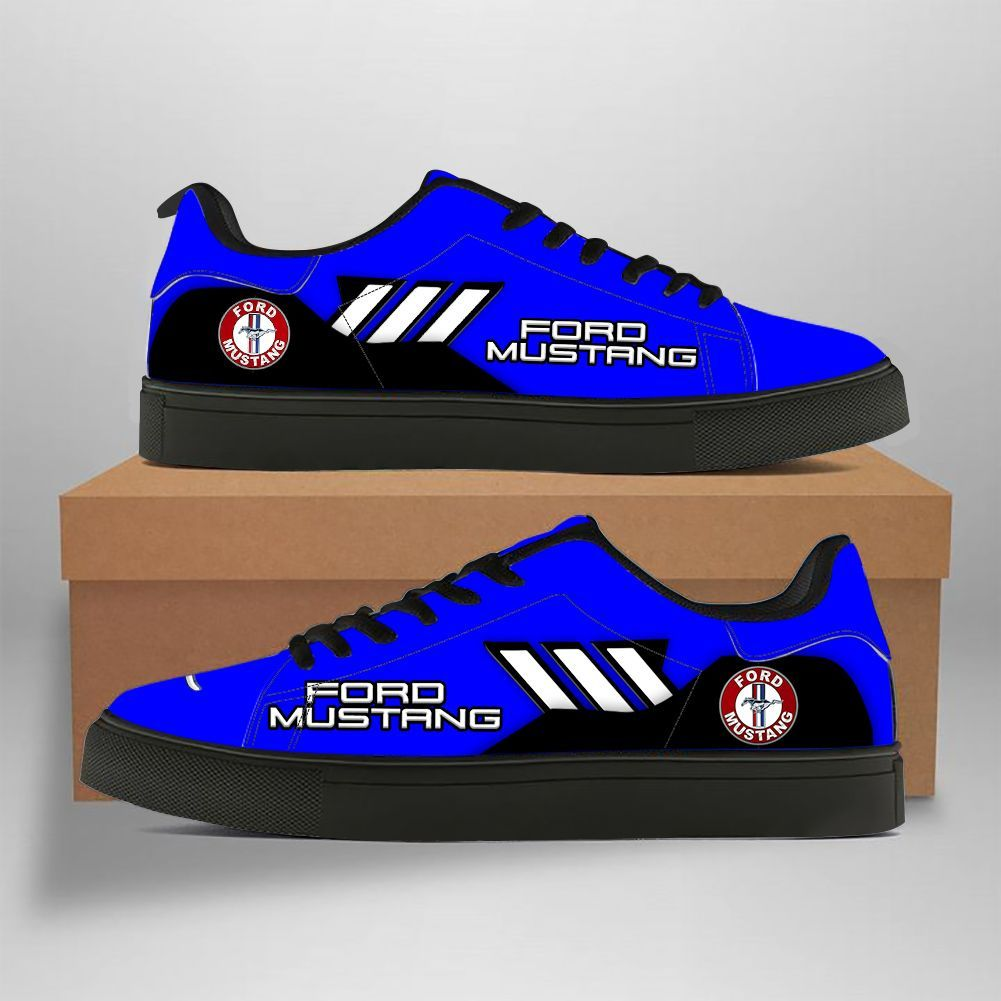 Ford Mustang navy version Stan Smith Shoes Sneaker