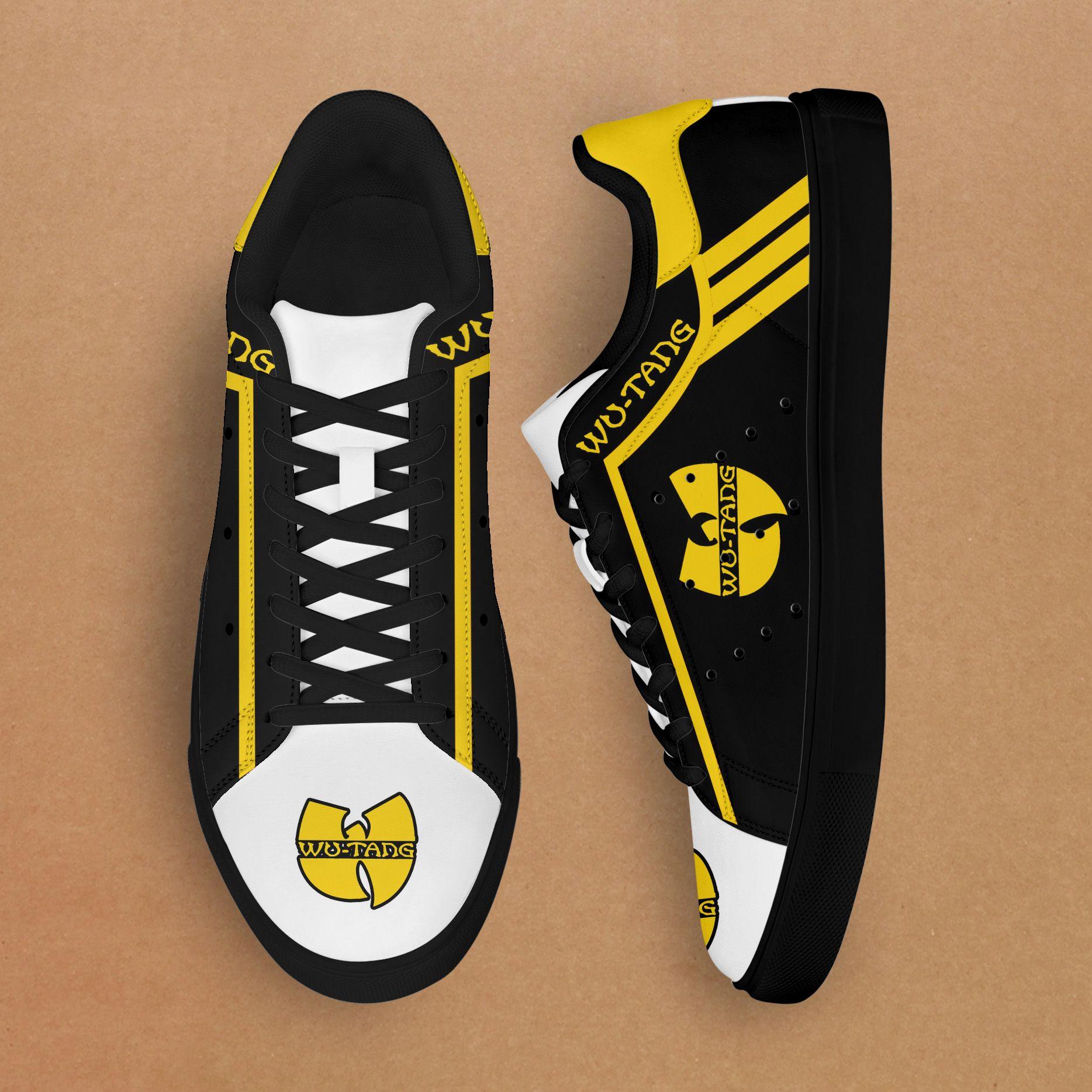 Wu-Tang black version Stan Smith Shoes