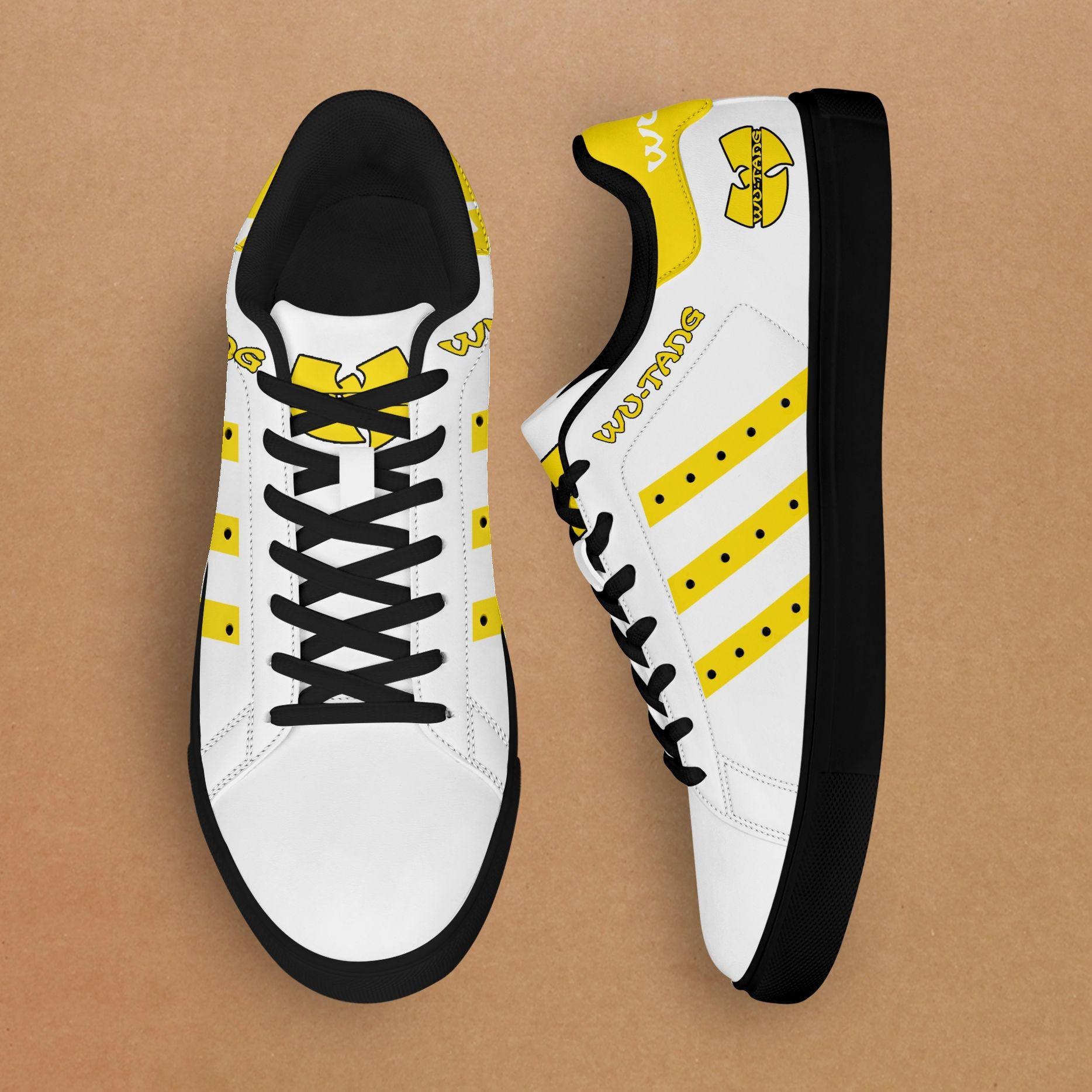 Wu-Tang white version Stan Smith Shoes