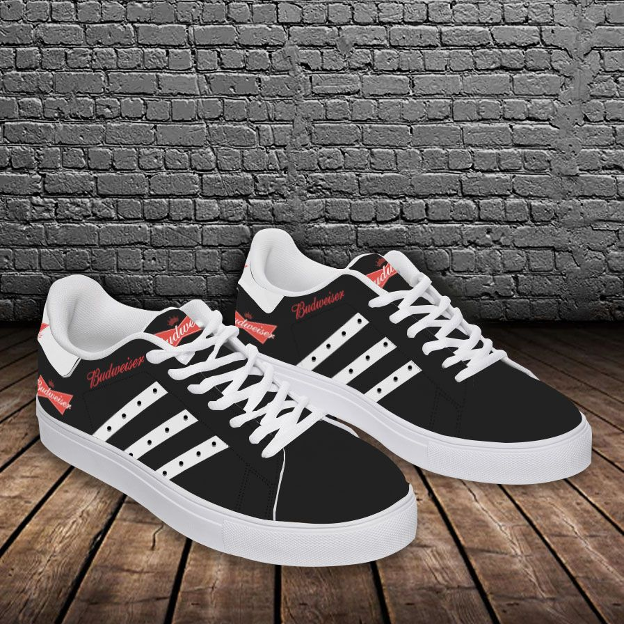 Budweiser black Limited Stan Smith Shoes