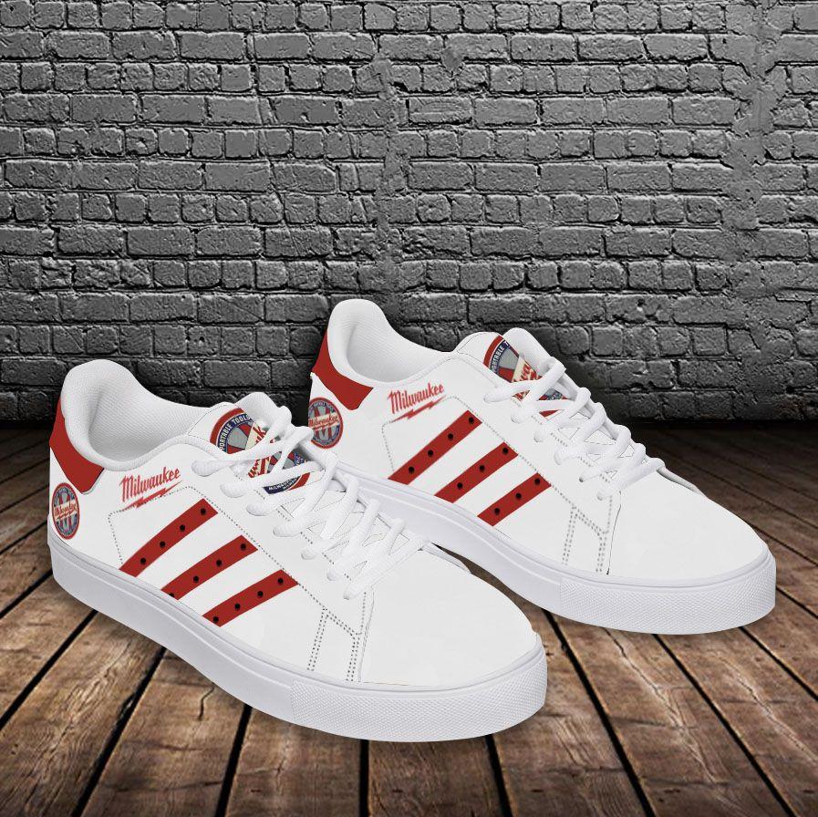 Milwaukee white Limited Stan Smith Sneaker