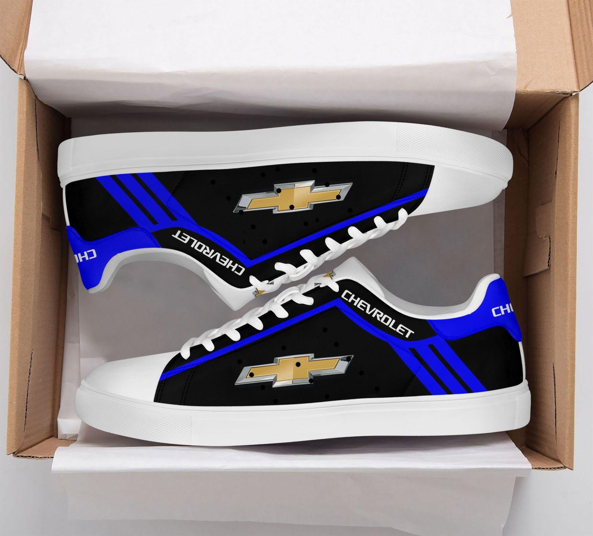 Chevrolet black navy Stan Smith Sneaker