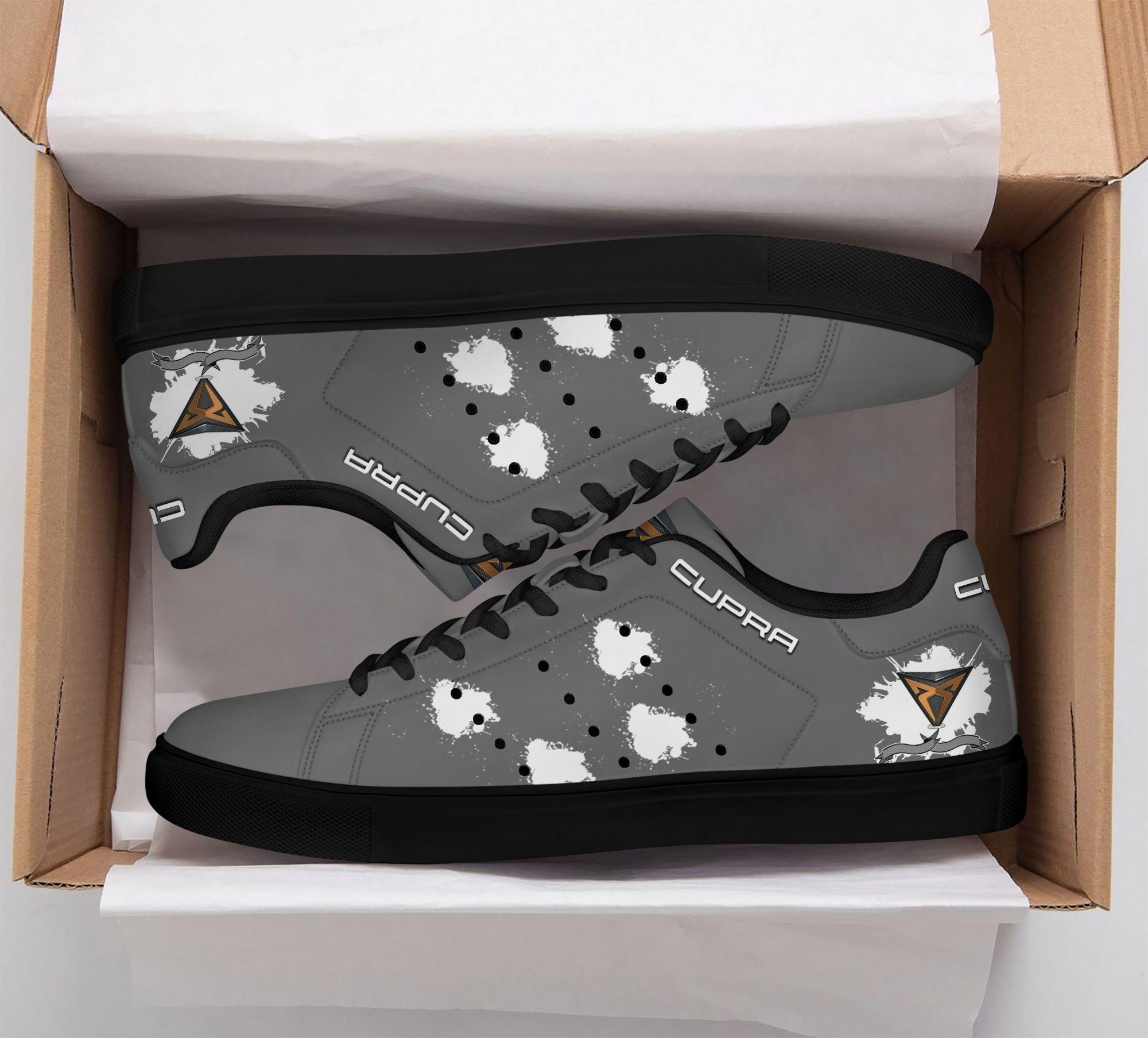 Cupra car grey version Stan Smith Shoes