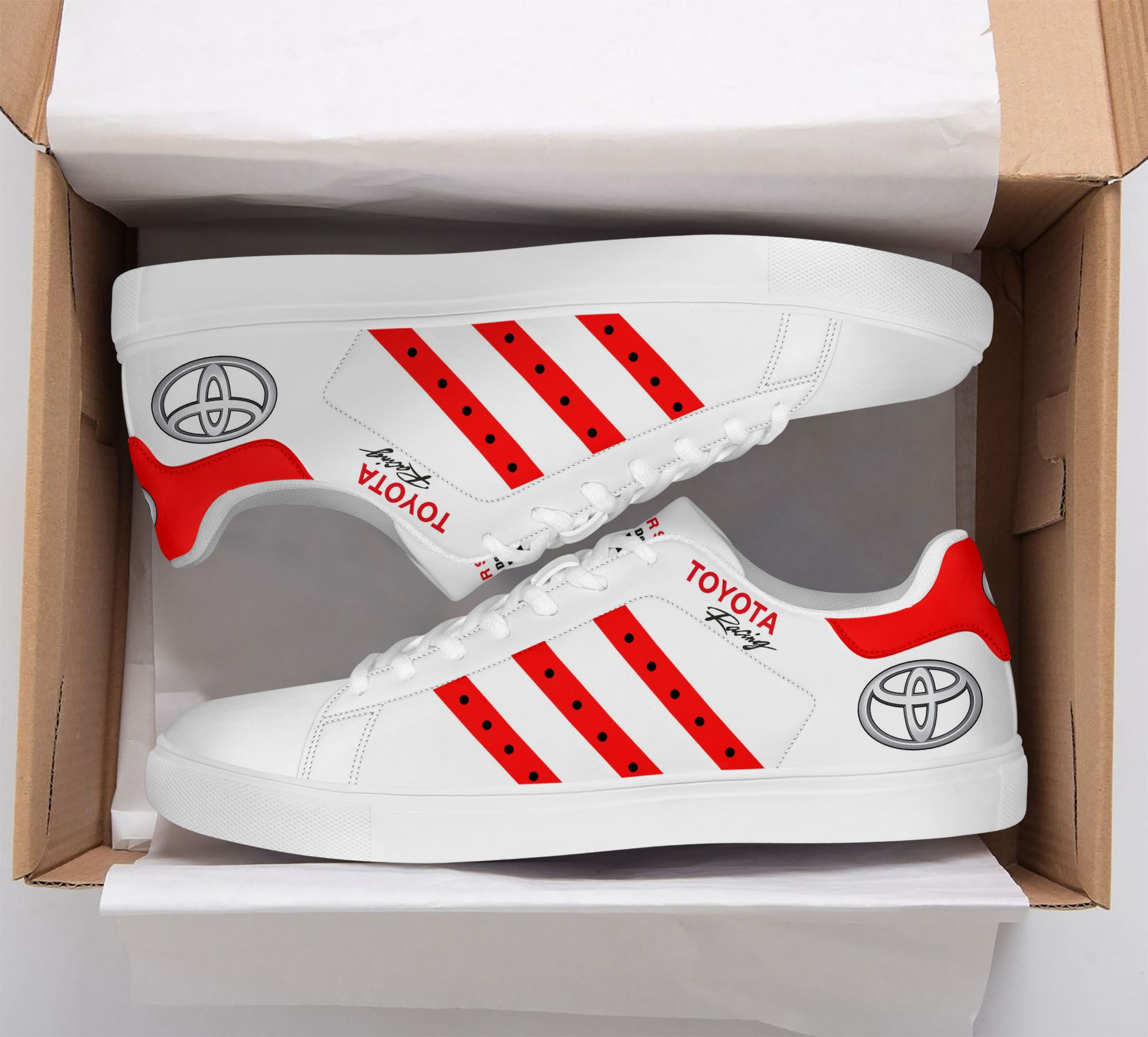 Toyota Racing Stan Smith Shoes Sneaker