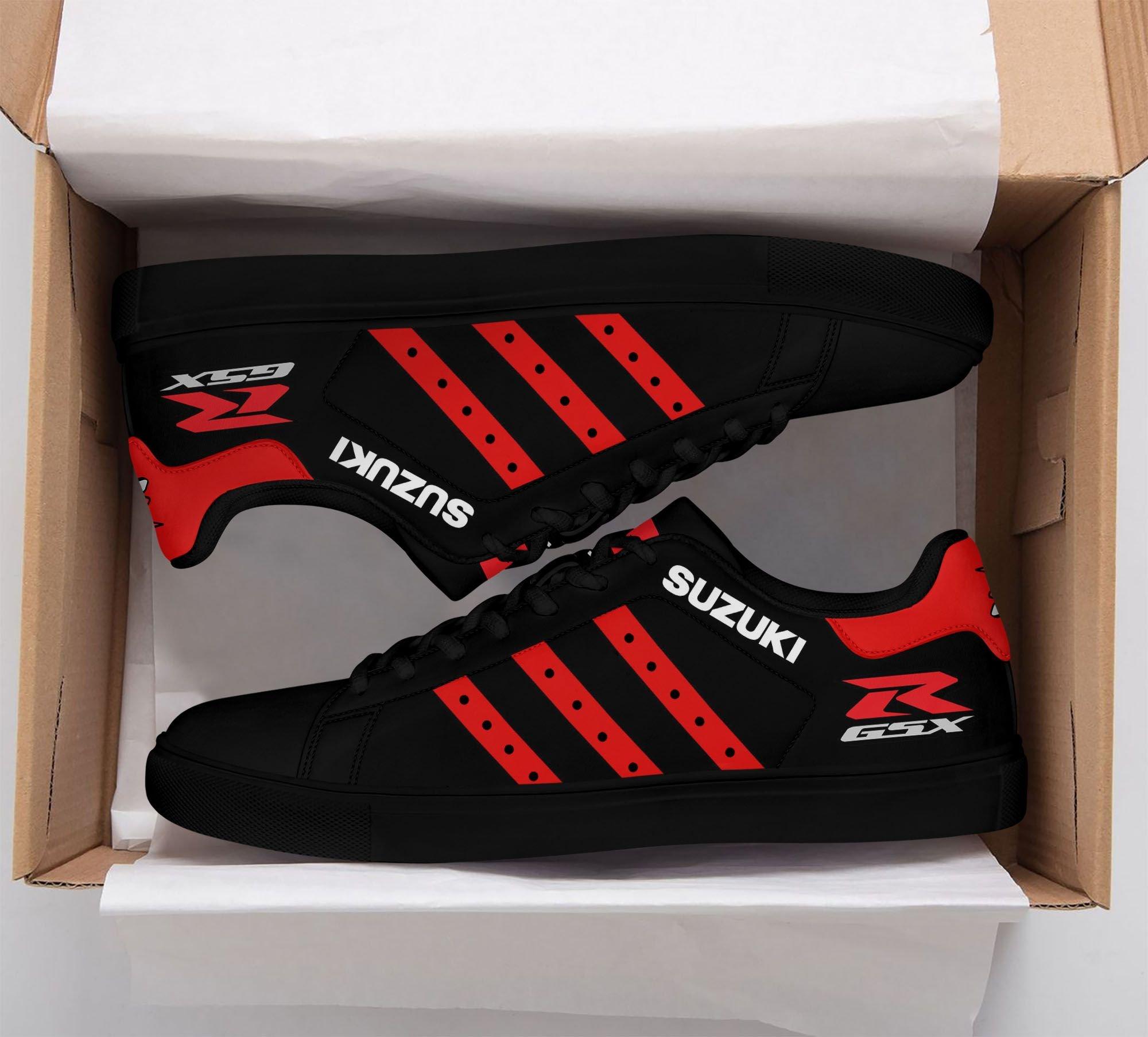 Suzuki GSX black version Stan Smith Sneaker