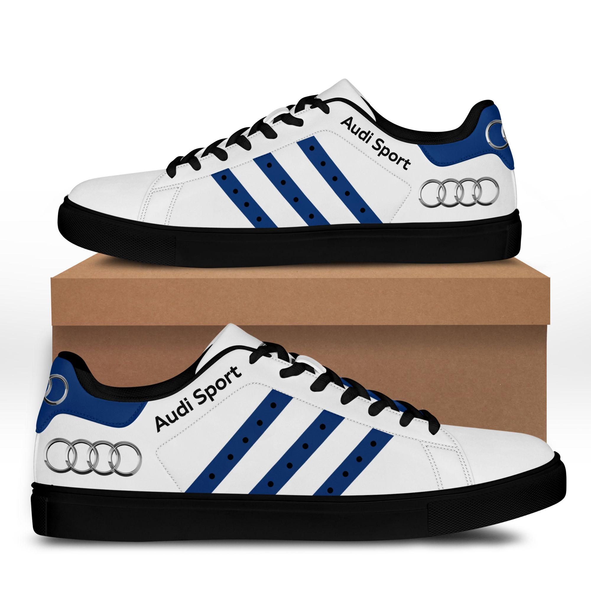 Audi Sport Premium blue Smith Shoes