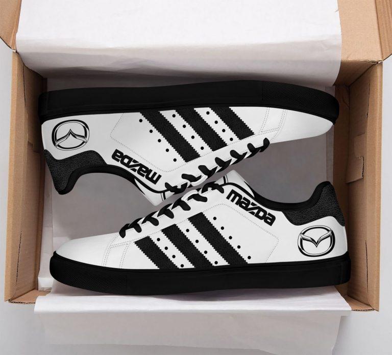 Mazda White Stan Smith Shoes