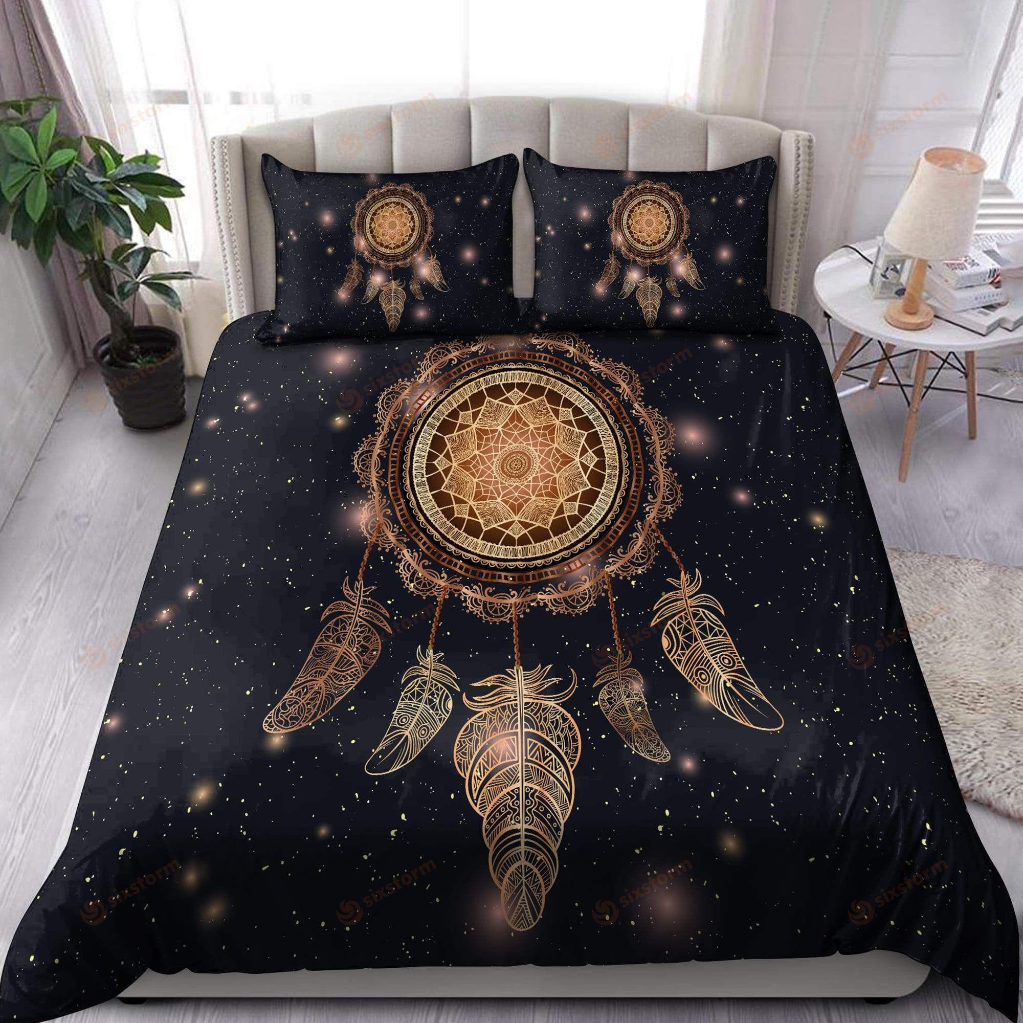 Native American Dreamcatcher Night Bedding Sets