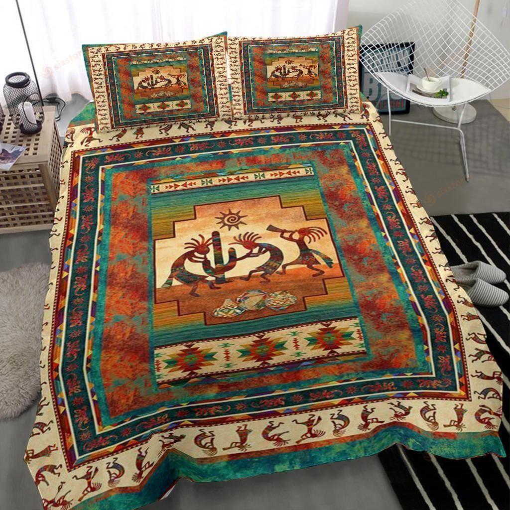 Native American Kokopelli Symbol Bedding Sets