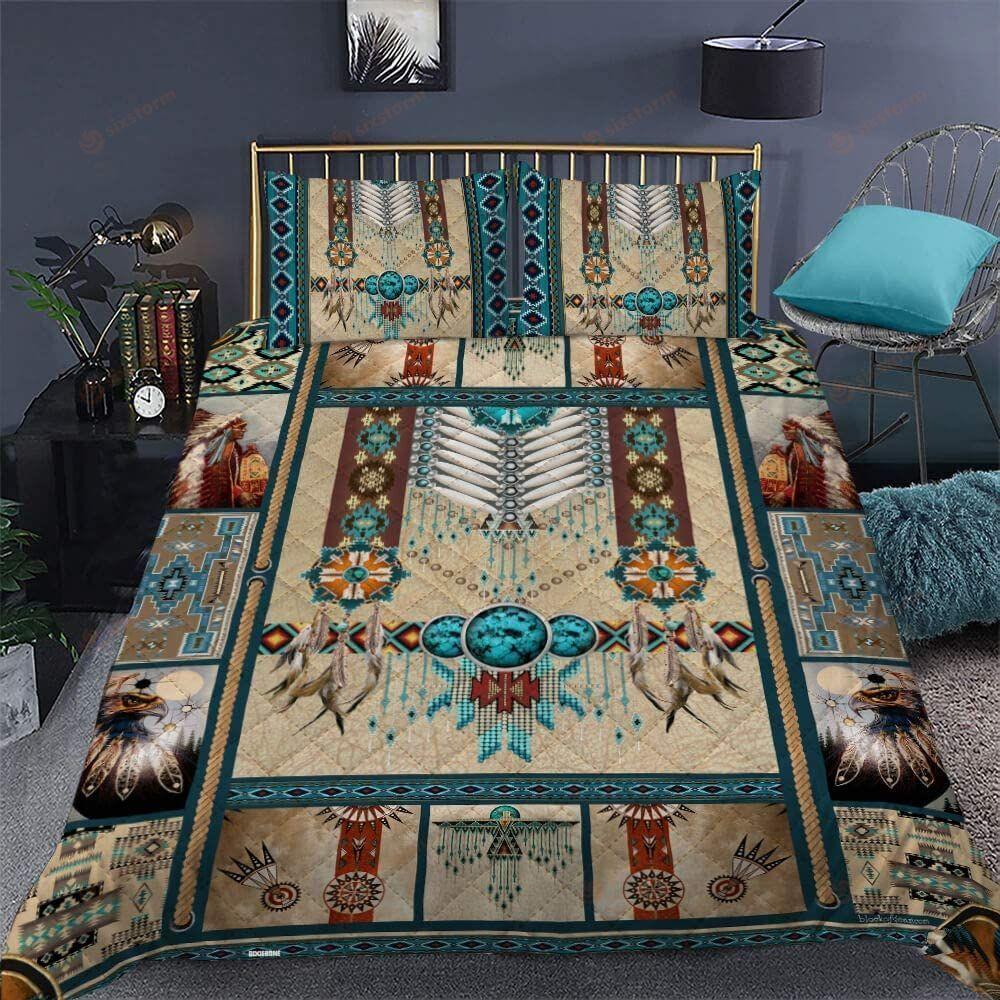 Native American Symbols Bedding Sets