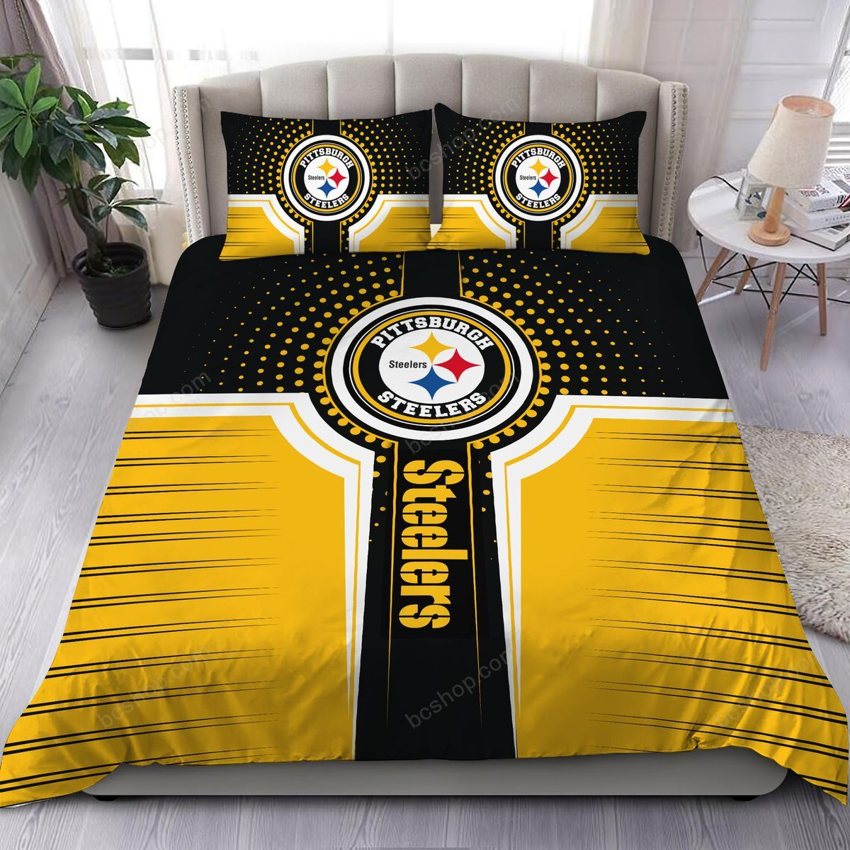 NFL Pittsburgh Steelers Bedding Set