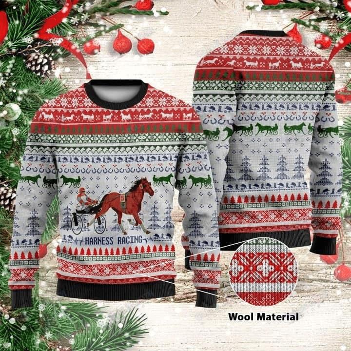 Harness Racing Sweater