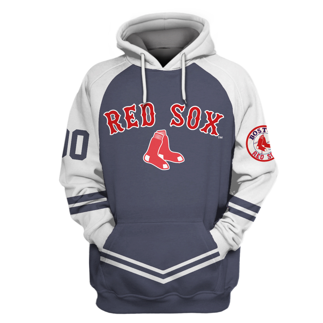 Personalized MLB Boston Red Sox hoodie and sweatshirt