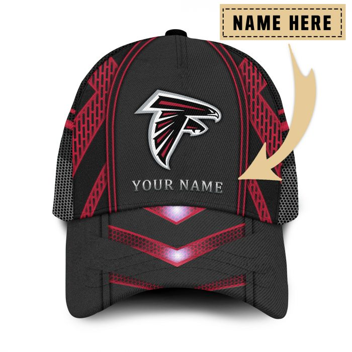 Custom Name NFL ATLANTA FALCONS classic Trucker Cap