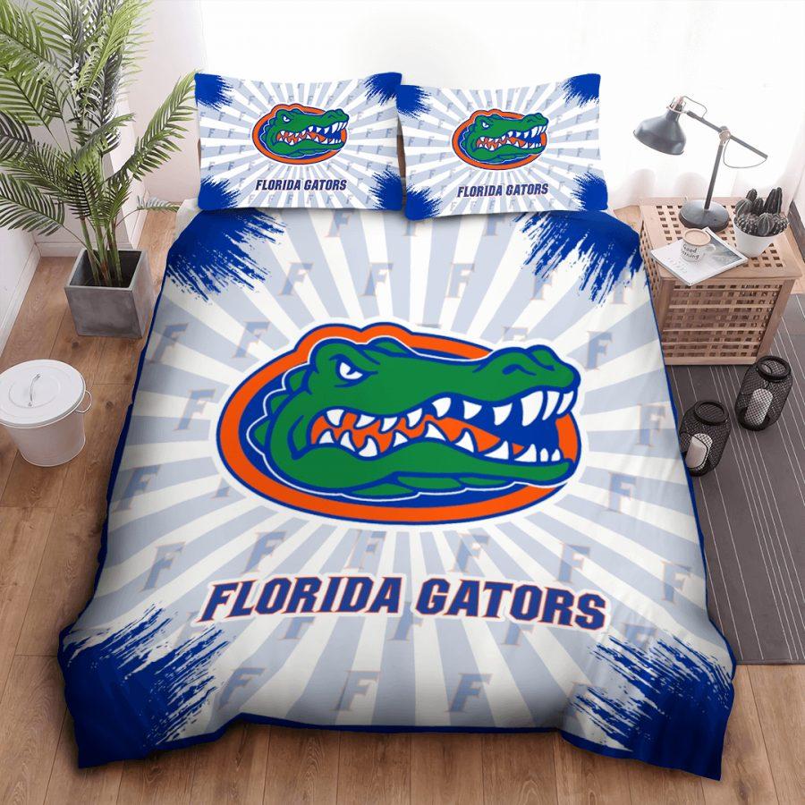 FLORIDA GATORS Bedding Set