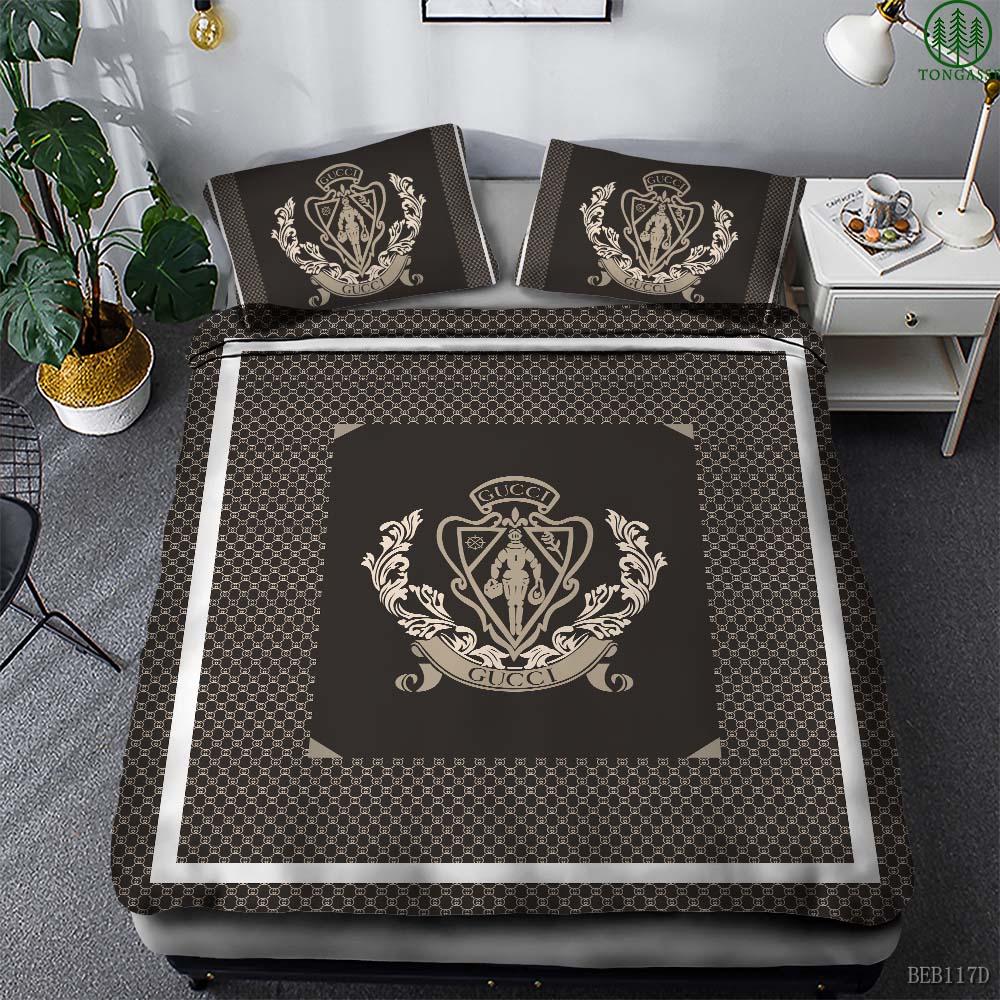 Gucci royal symbol bedding set