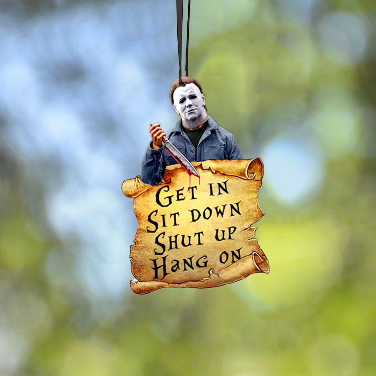 Michael Window Hanging Ornament