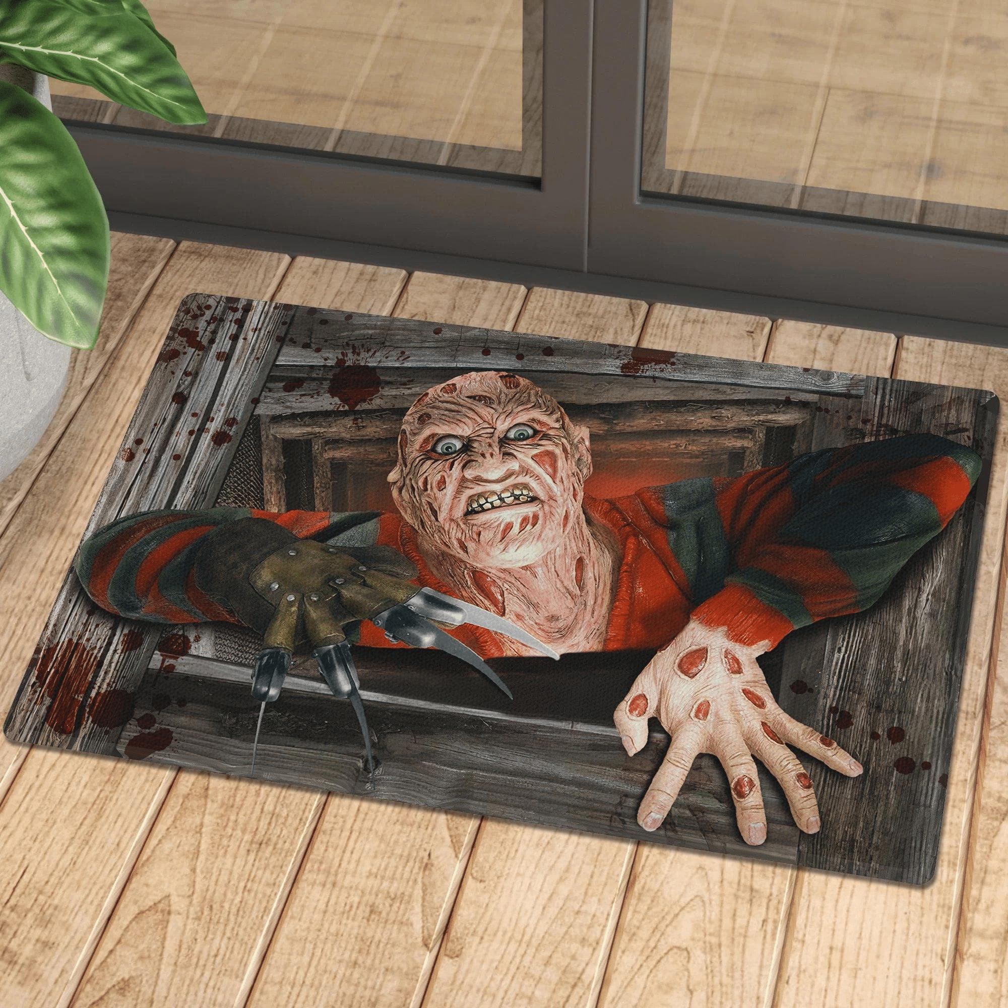 Freddy Krueger 3D Doormat Haloween