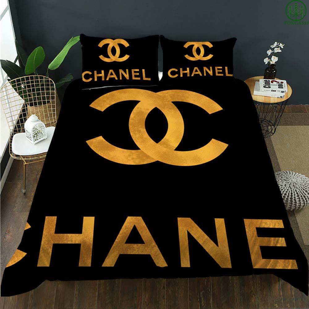 Chanel Premium bedding set