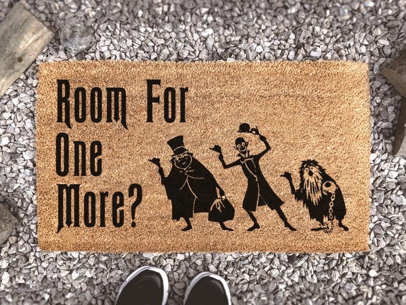 Room For One More Doormat