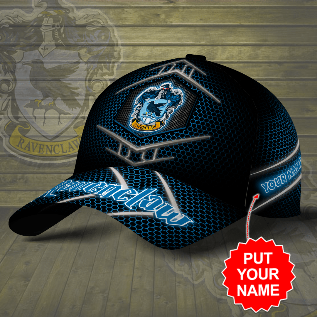 Personalized Harry Potter Ravenclaw Printed Cap