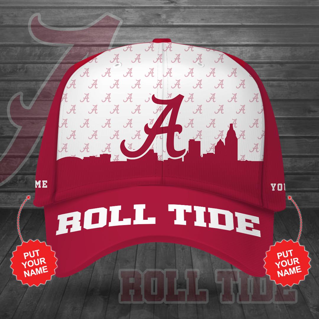 Custom Name Alabama Crimson Tide Limited Cap