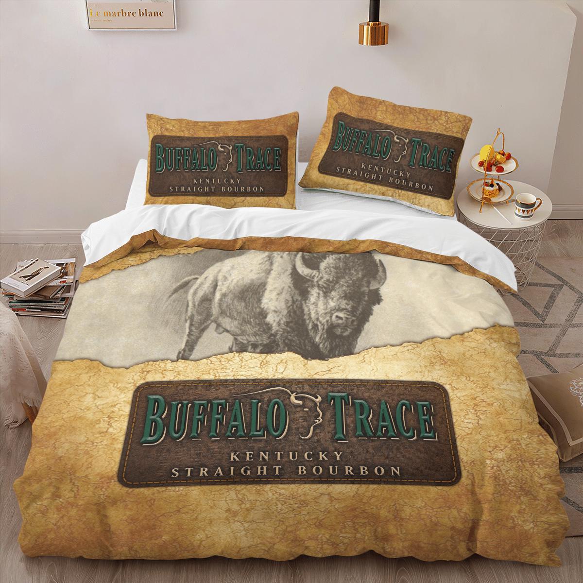 Buffalo Trace Vintage Bedding Set