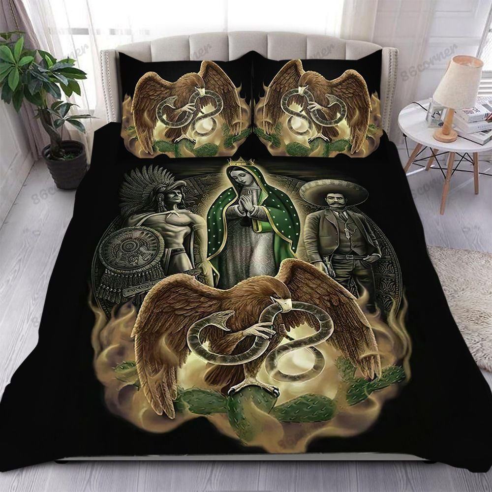 The Culture of Mexico Bedding Set