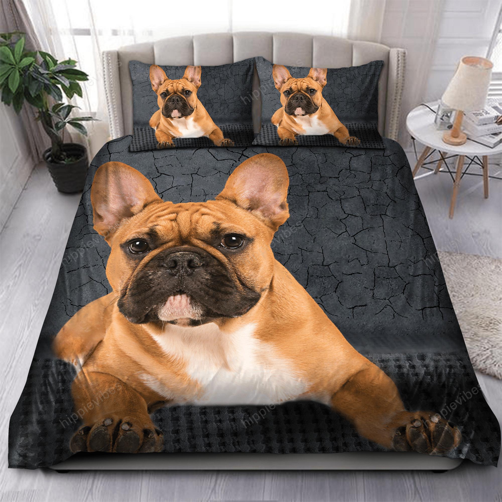 French Bulldog V2 Bedding Set
